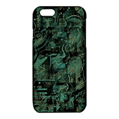 Green town iPhone 6/6S TPU Case