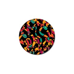 Colorful snakes Golf Ball Marker (4 pack)