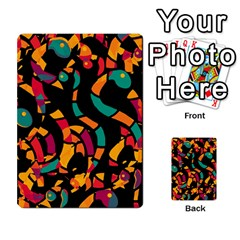Colorful snakes Multi-purpose Cards (Rectangle)