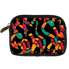 Colorful snakes Digital Camera Cases