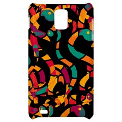 Colorful snakes Samsung Infuse 4G Hardshell Case