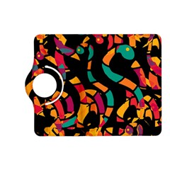Colorful snakes Kindle Fire HD (2013) Flip 360 Case
