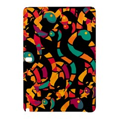 Colorful snakes Samsung Galaxy Tab Pro 10.1 Hardshell Case