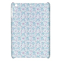Intricate Floral Collage  Apple Ipad Mini Hardshell Case