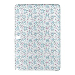 Intricate Floral Collage  Samsung Galaxy Tab Pro 12.2 Hardshell Case