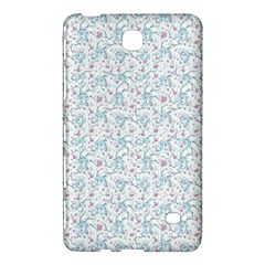 Intricate Floral Collage  Samsung Galaxy Tab 4 (8 ) Hardshell Case