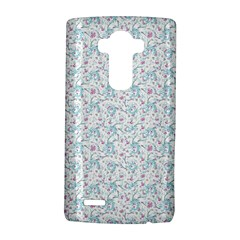 Intricate Floral Collage  LG G4 Hardshell Case
