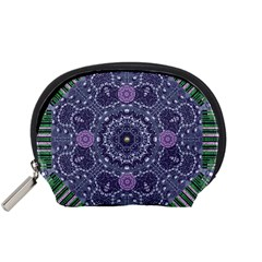 Star Of Mandalas Accessory Pouches (Small)