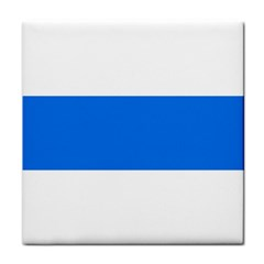 Flag Of Canton Of Zug Tile Coasters