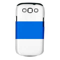 Flag Of Canton Of Zug Samsung Galaxy S Iii Classic Hardshell Case (pc+silicone)