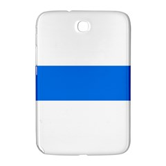 Flag Of Canton Of Zug Samsung Galaxy Note 8 0 N5100 Hardshell Case