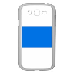 Flag Of Canton Of Zug Samsung Galaxy Grand Duos I9082 Case (white)
