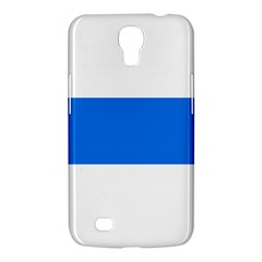 Flag Of Canton Of Zug Samsung Galaxy Mega 6 3  I9200 Hardshell Case