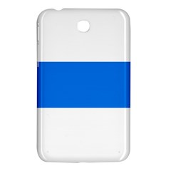 Flag Of Canton Of Zug Samsung Galaxy Tab 3 (7 ) P3200 Hardshell Case