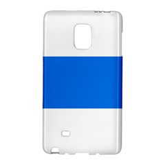 Flag of Canton of Zug Galaxy Note Edge