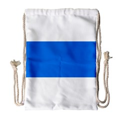 Flag of Canton of Zug Drawstring Bag (Large)
