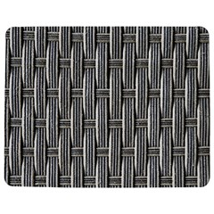 Woven Cords Weave Pattern Texture Textie Jigsaw Puzzle Photo Stand (Rectangular)