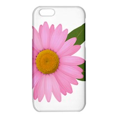 Pink Daisy Clipart iPhone 6/6S TPU Case
