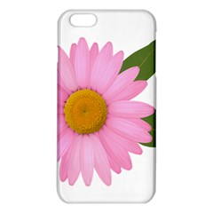Pink Daisy Clipart iPhone 6 Plus/6S Plus TPU Case
