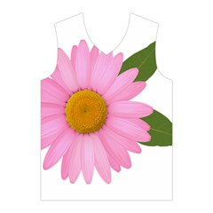 Pink Daisy Clipart Men s Basketball Tank Top
