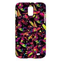 Colorful dragonflies design Samsung Galaxy S II Skyrocket Hardshell Case