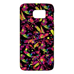 Colorful dragonflies design Galaxy S6