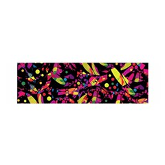Colorful dragonflies design Satin Scarf (Oblong)