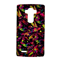 Colorful dragonflies design LG G4 Hardshell Case