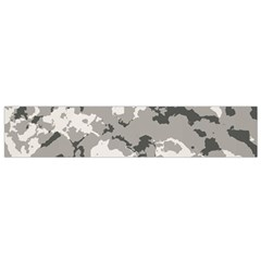 WINTER CAMOUFLAGE Flano Scarf (Small)