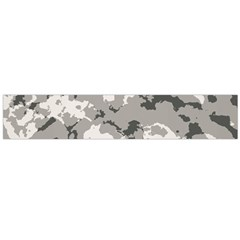 Winter Camouflage Flano Scarf (large)