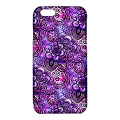 Purple Paisley Visions  iPhone 6/6S TPU Case