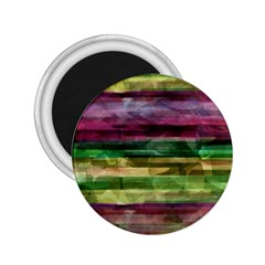 Colorful marble 2.25  Magnets