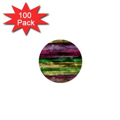 Colorful marble 1  Mini Buttons (100 pack)