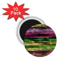 Colorful marble 1.75  Magnets (10 pack)