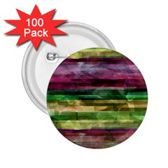 Colorful marble 2.25  Buttons (100 pack)