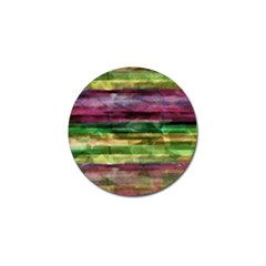 Colorful marble Golf Ball Marker (10 pack)