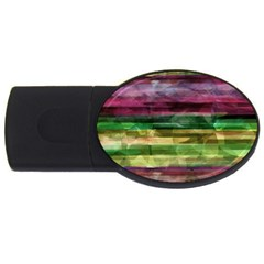 Colorful marble USB Flash Drive Oval (1 GB)