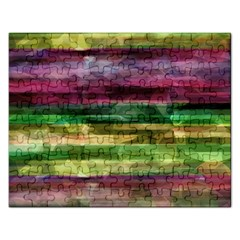 Colorful marble Rectangular Jigsaw Puzzl