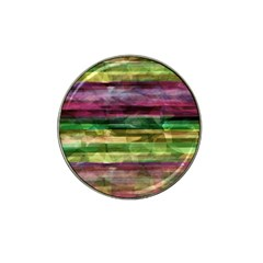 Colorful marble Hat Clip Ball Marker (10 pack)
