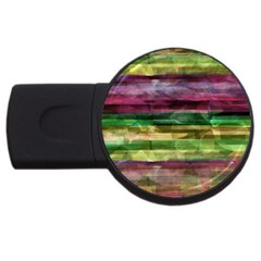 Colorful marble USB Flash Drive Round (4 GB)