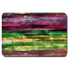 Colorful marble Large Doormat