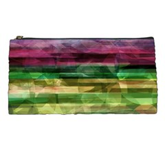 Colorful marble Pencil Cases
