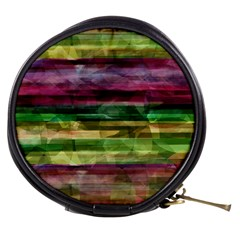 Colorful marble Mini Makeup Bags