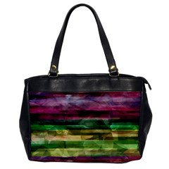Colorful marble Office Handbags