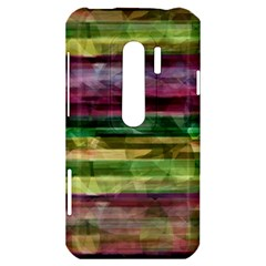 Colorful marble HTC Evo 3D Hardshell Case