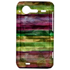 Colorful marble HTC Incredible S Hardshell Case