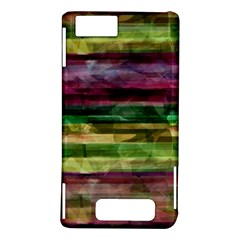 Colorful marble Motorola DROID X2