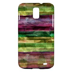 Colorful marble Samsung Galaxy S II Skyrocket Hardshell Case