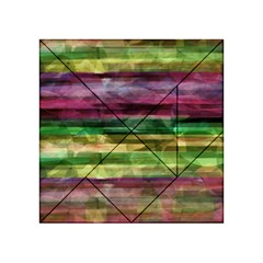 Colorful marble Acrylic Tangram Puzzle (4  x 4 )