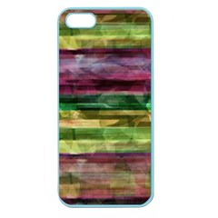 Colorful marble Apple Seamless iPhone 5 Case (Color)
